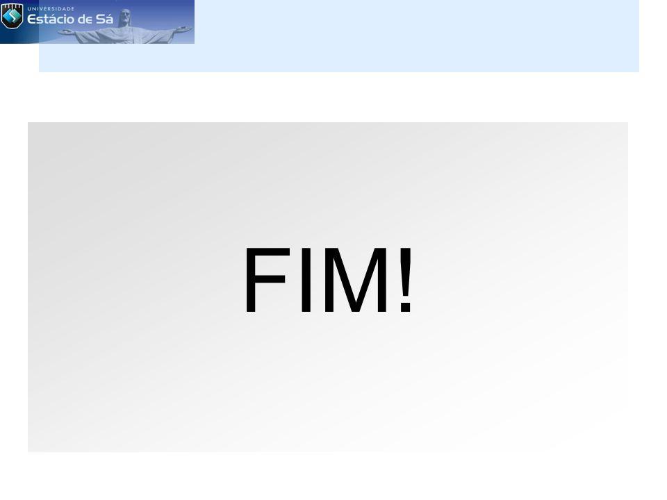 FIM.Agora...