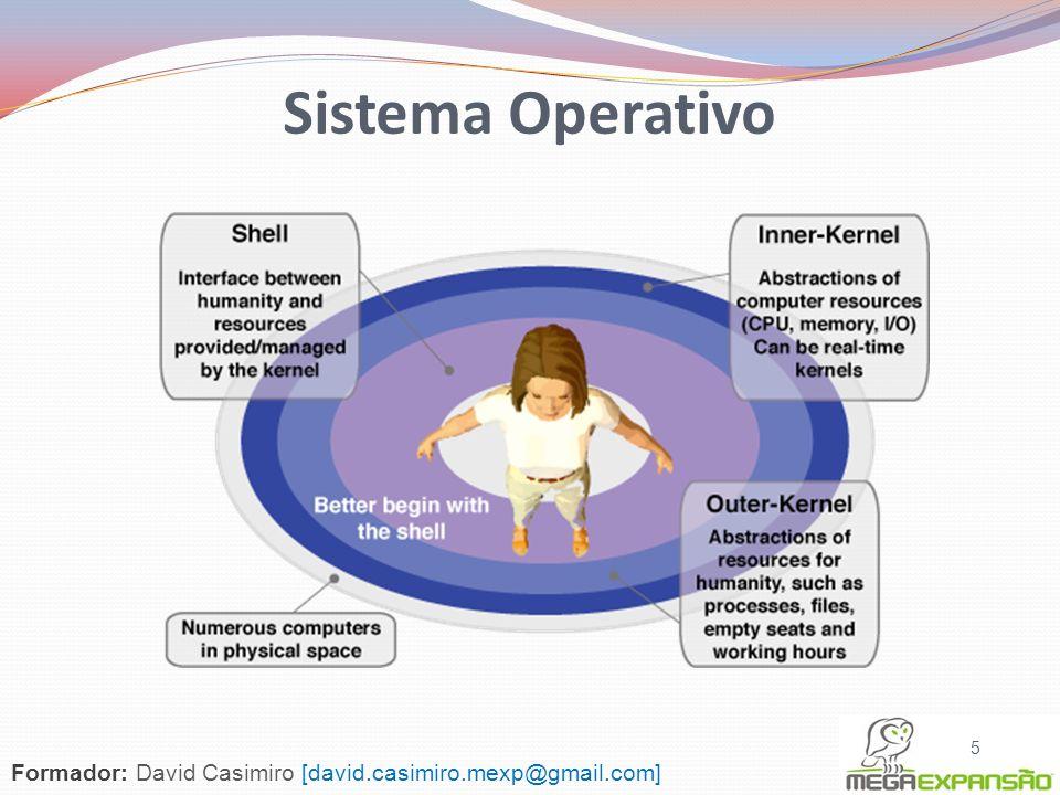 5 Sistema Operativo Formador: David Casimiro [david.casimiro.mexp@gmail.com]
