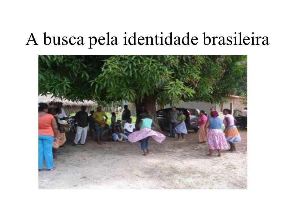 A busca pela identidade brasileira