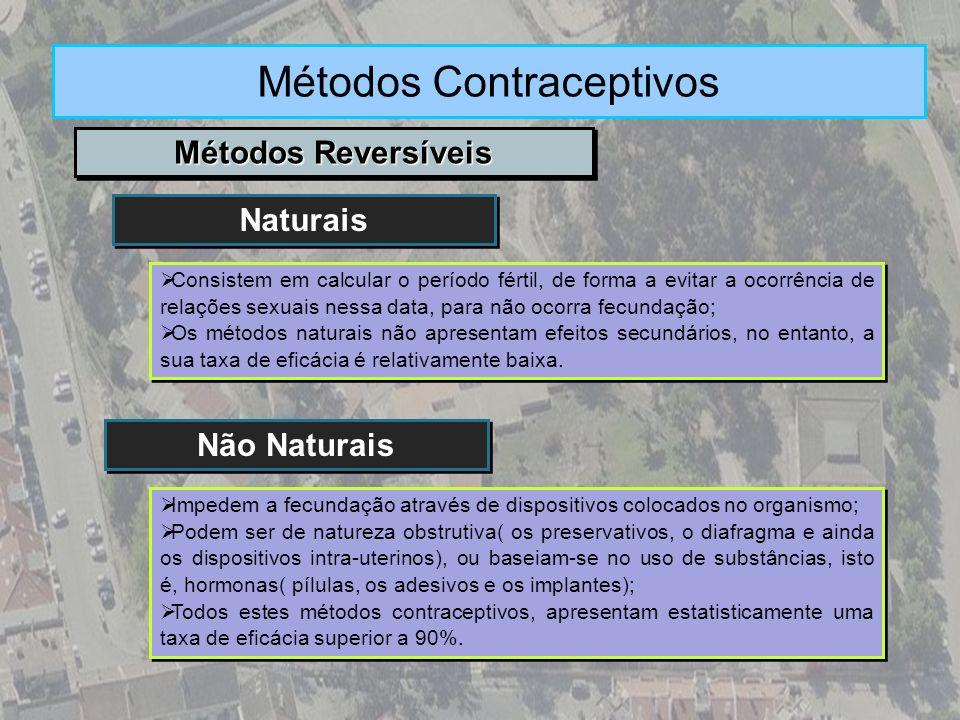 Impedem a fecundação através de dispositivos colocados no organismo; Podem ser de natureza obstrutiva( os preservativos, o diafragma e ainda os dispos