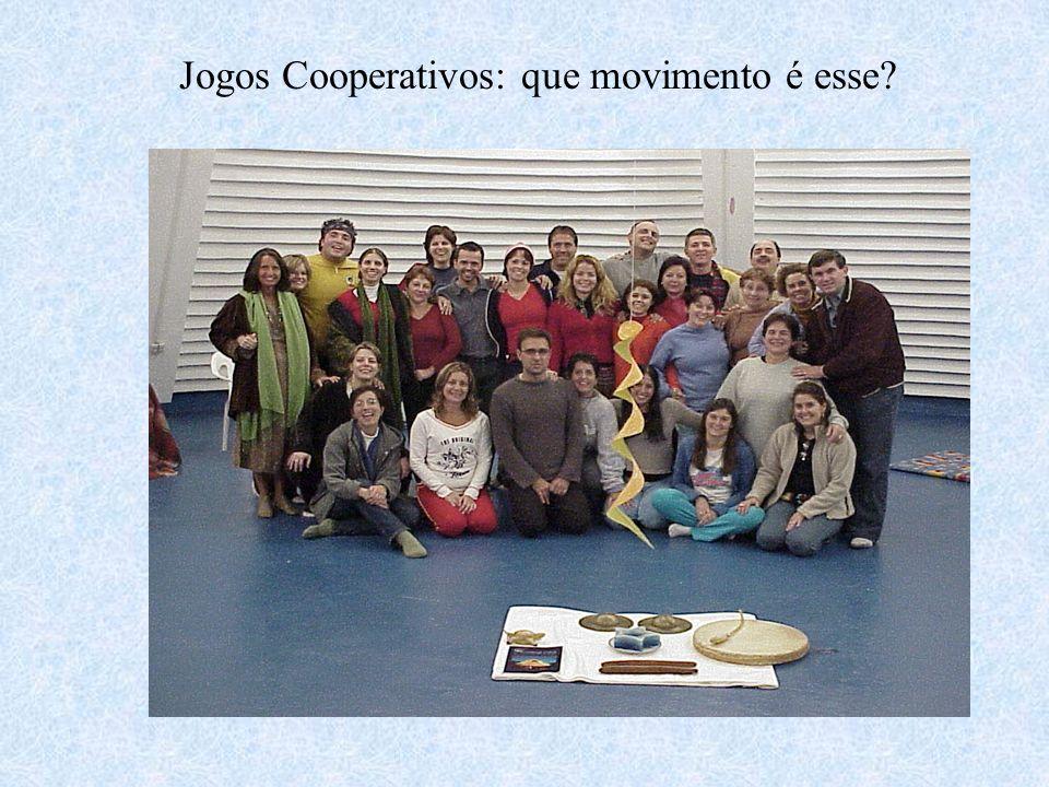 Jogos Cooperativos: que movimento é esse?