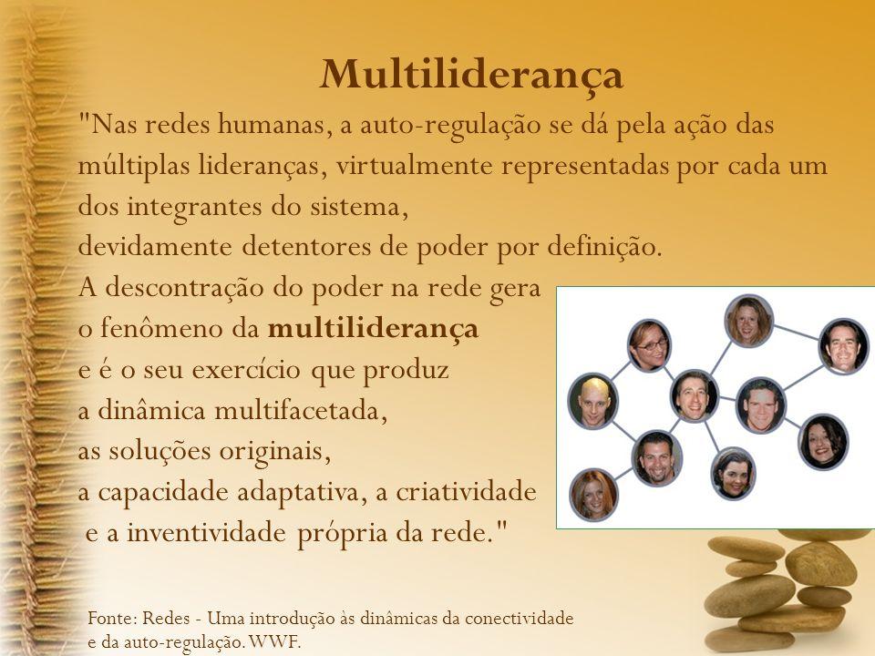 Multiliderança