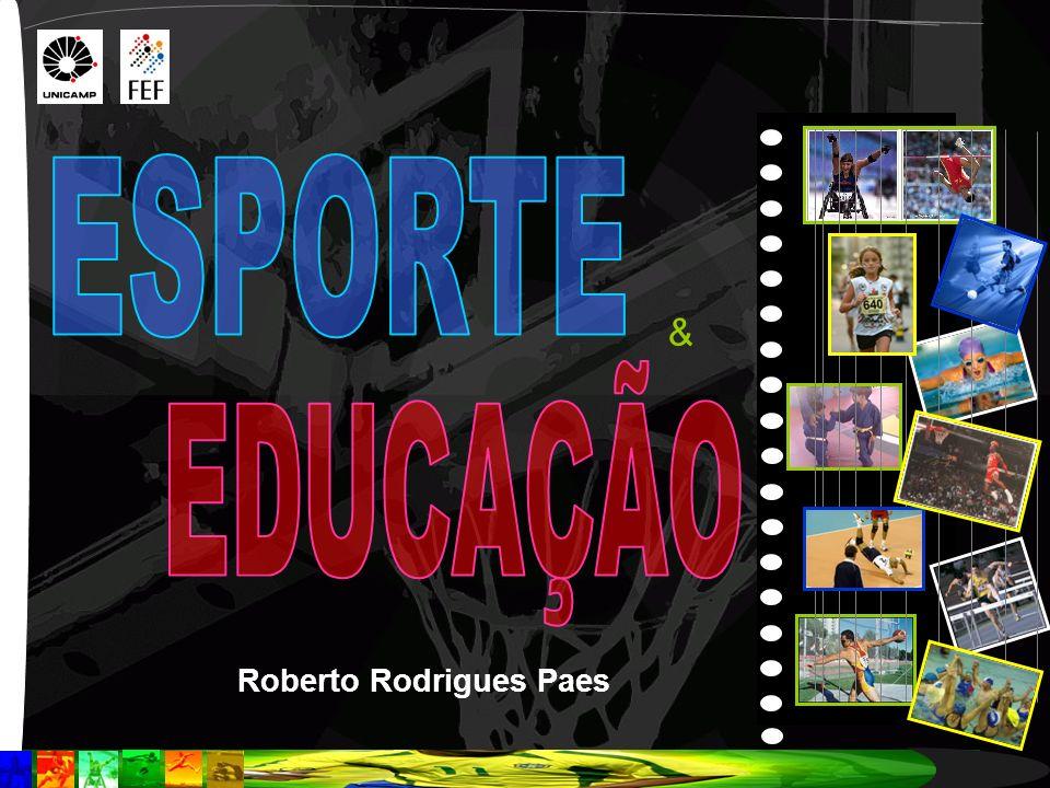 UNICAMPUNICAMP UNICAMPUNICAMP Esporte e Educação Criatividade