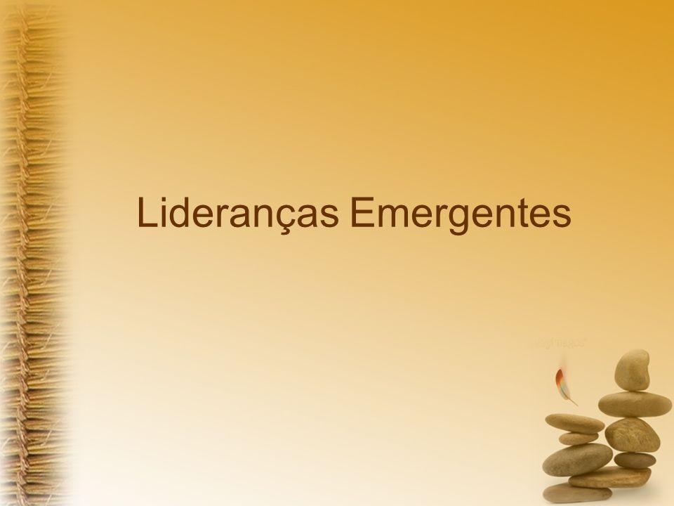 Lideranças Emergentes