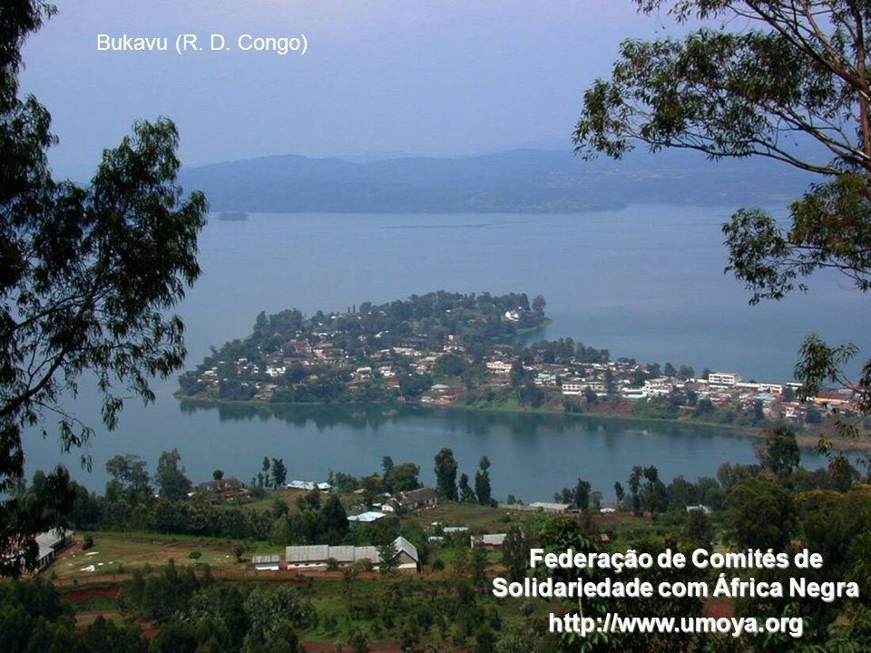 Federação de Comités de Solidariedade com África Negra http://www.umoya.org Bukavu (R. D. Congo)