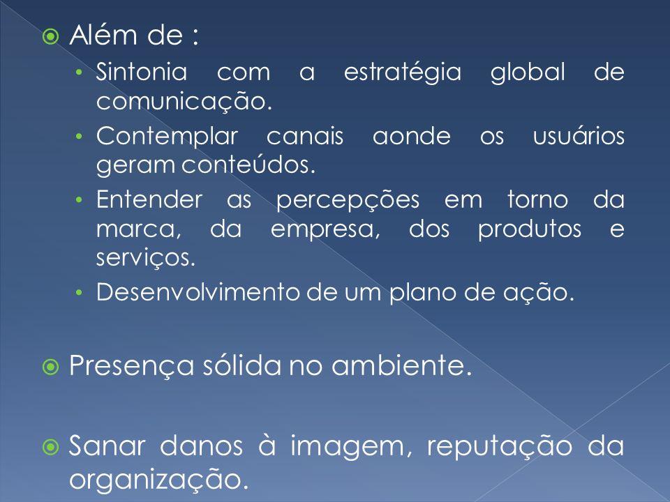 Atualmente no Brasil, as ferramentas utilizadas pelos gestores e baseadas na Internet são fatores de integração das companhias de atuação nacional.