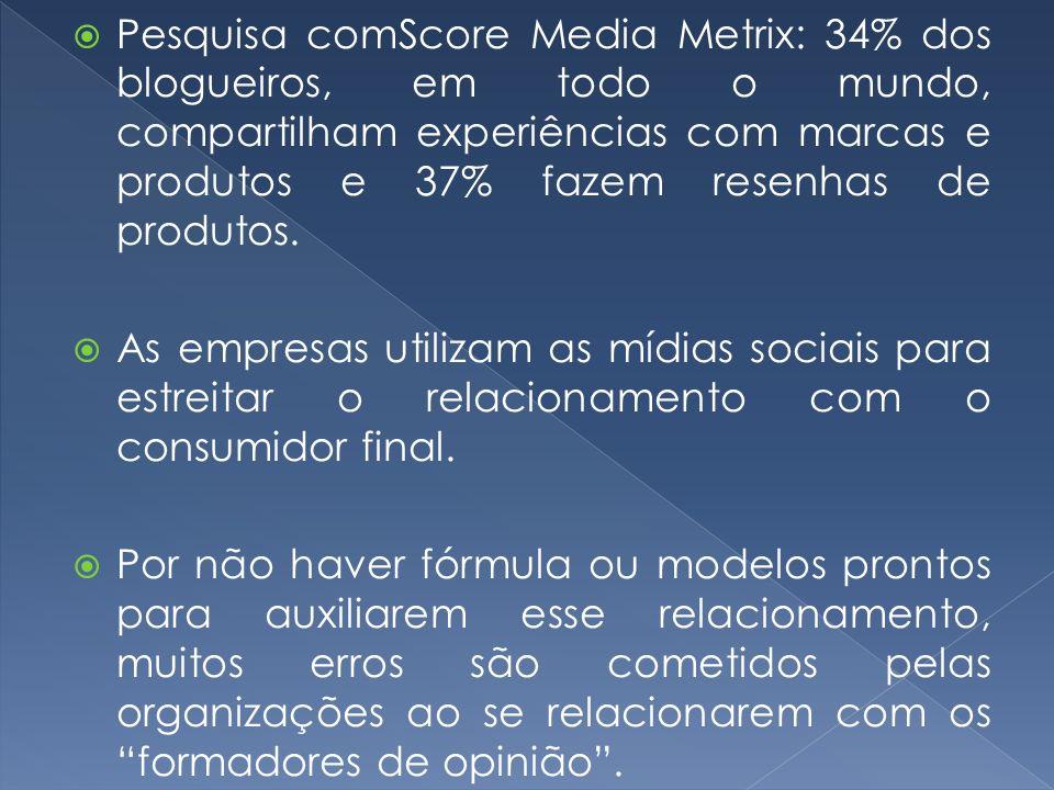 Coutinho (2007, p.12) opina: O foco real das corporações deve ser o público-final.