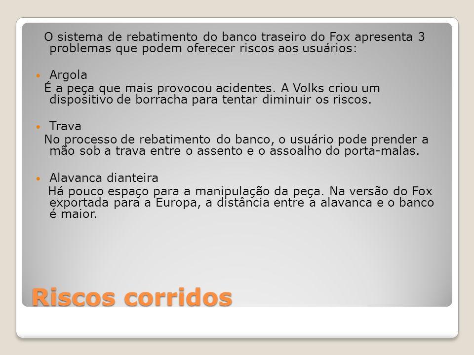 Referências Bibliográficas http://carroonline.terra.com.br/index.asp ?codc=569 (acessado em set/2012) http://carroonline.terra.com.br/index.asp ?codc=569 http://gecorp.blogspot.com.br/2008/05/ caso-fox-o-grande-erro-da-volks.html (acessado em set/2012) portalexame.abril.com.br (acessado em set/2012) www.vw.com.br (acessado em set/2012) www.youtube.com.br (acessado em set/2012) www.youtube.com.br