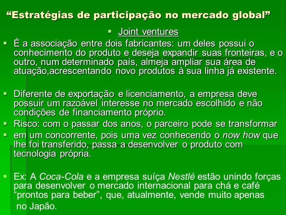 DISTRIBUIÇÃO E LOGÍSTICA GLOBAL DISTRIBUIÇÃO E LOGÍSTICA GLOBAL A logística global é mais complexa que a local.