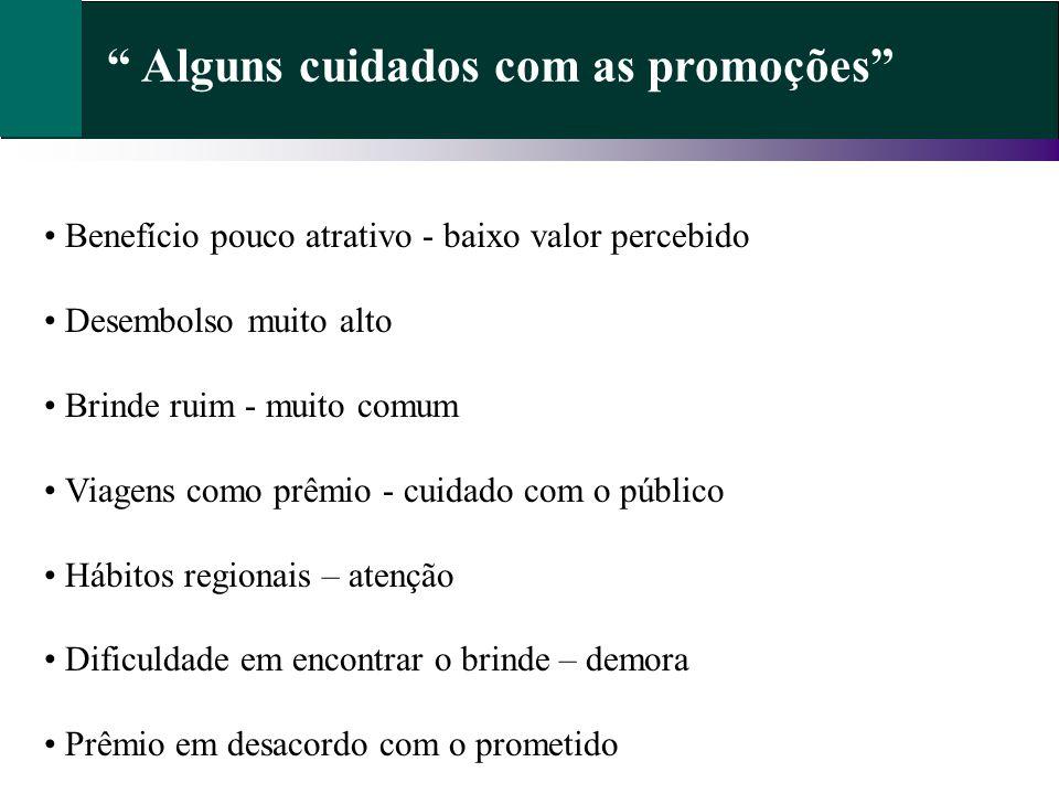 Atividade Crie uma promoção de vendas para as empresas abaixo: EMPRESA DE TRANSPORTE RODOVIÁRIO SALÃO DE BELEZA SUPERMERCADO PETI SHOP