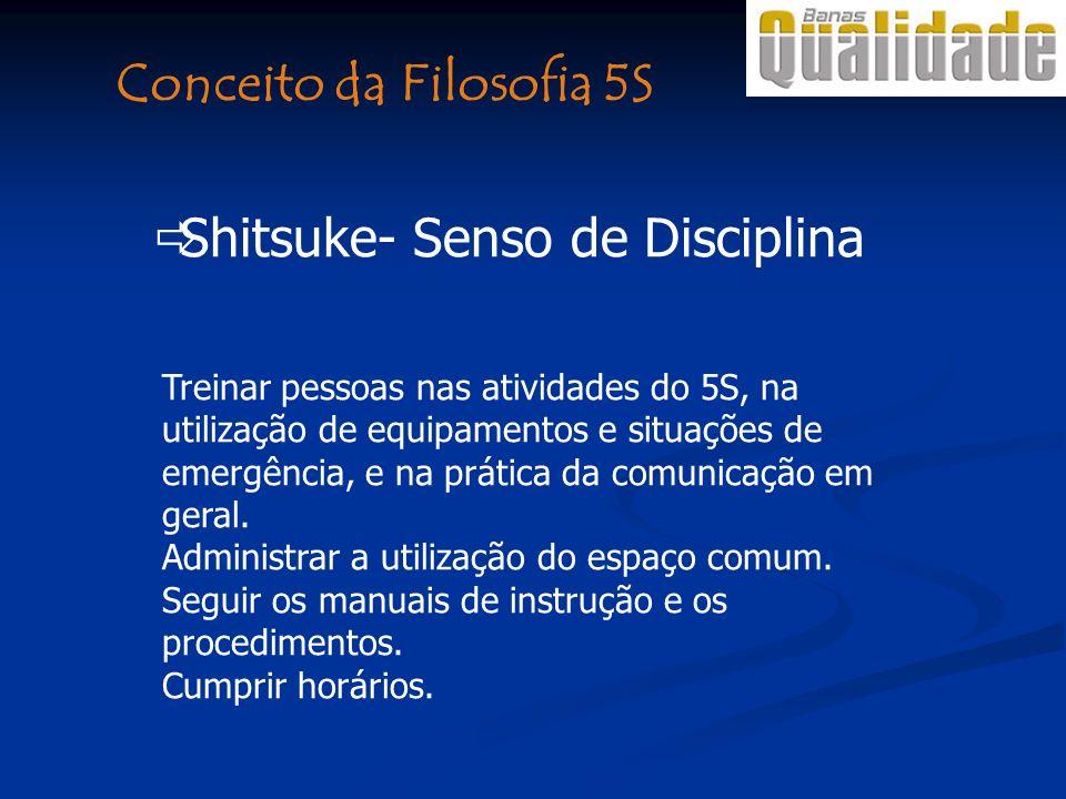 Treinar pessoas nas atividades do 5S, na utilização de equipamentos e situações de emergência, e na prática da comunicação em geral. Administrar a uti