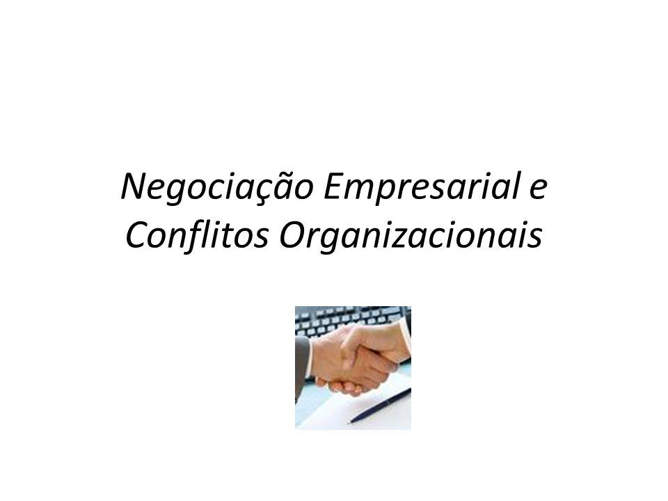 Os conflitos nas Organizações Os conflitos nas organizações podem ser gerados por situações como stress, medo das mudanças, falhas na comunicação e diferenças de personalidades.