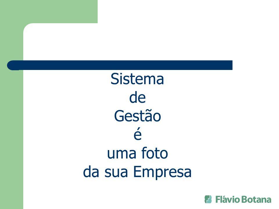 Sistema de Gestão é uma foto da sua Empresa