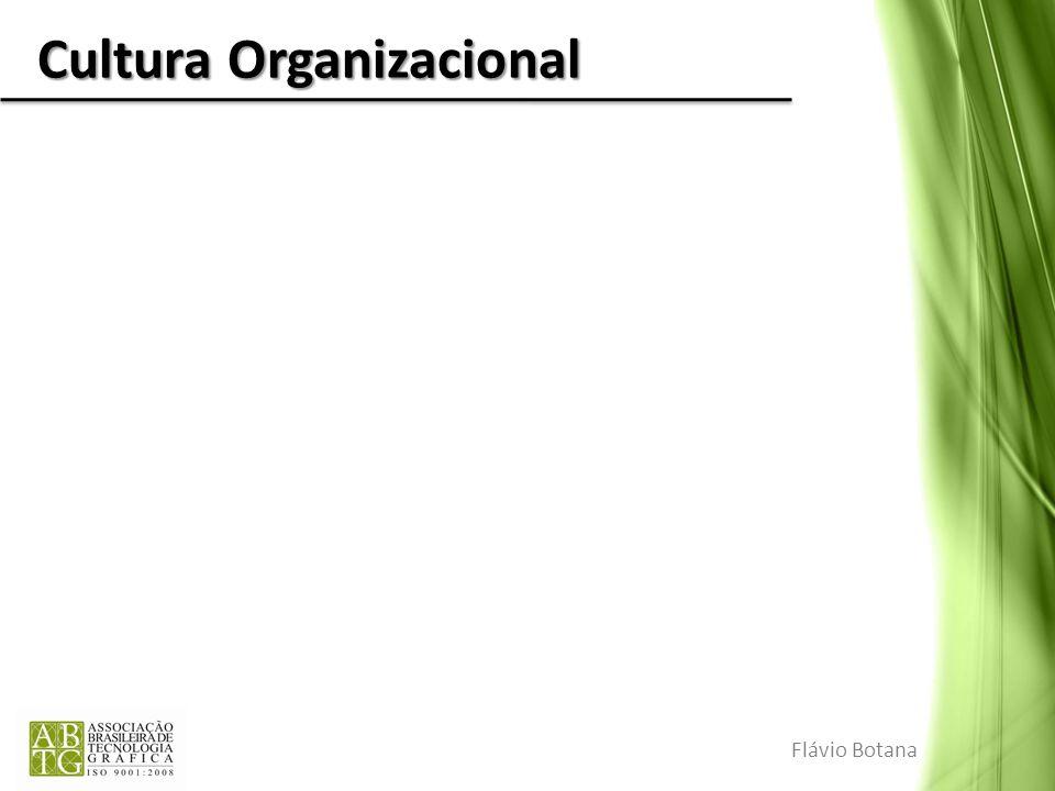 Cultura Organizacional Flávio Botana