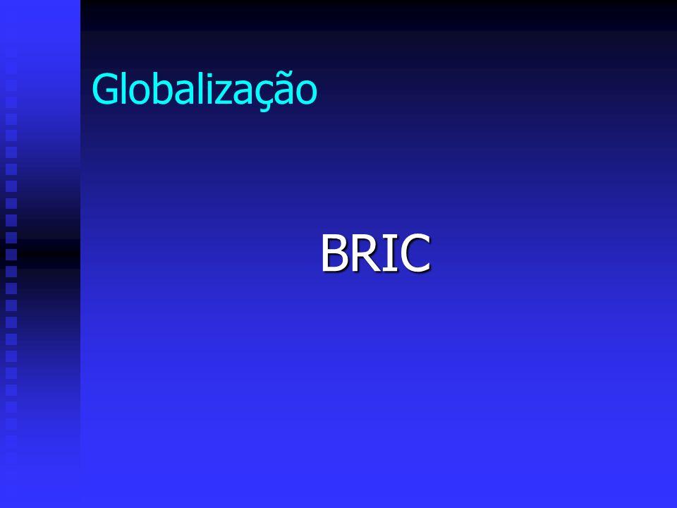 Globalização BRIC
