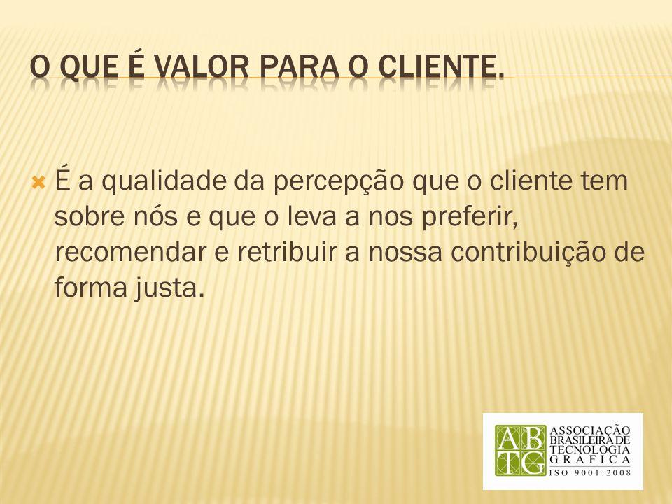 Prepare todos os colaboradores para atender o cliente.