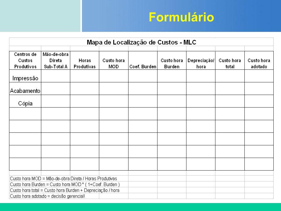 Certificada ISO 9002 Formulário