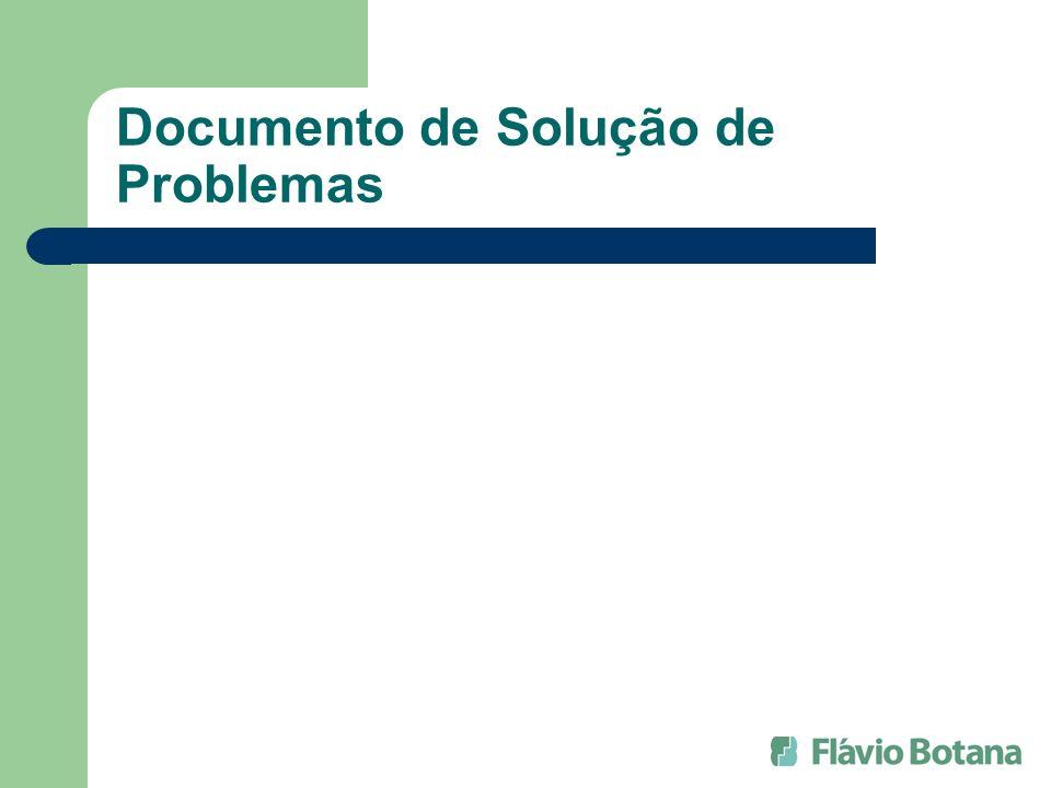 Passo 0: Conhecimento do Problema – Folha de Trabalho É/Não É