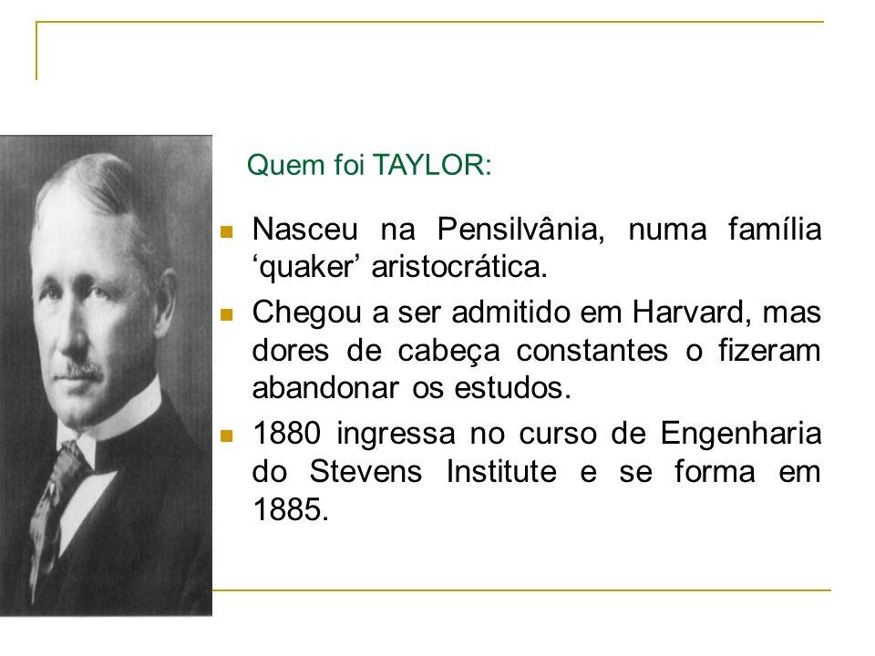 Nasceu na Pensilvânia, numa família quaker aristocrática. Chegou a ser admitido em Harvard, mas dores de cabeça constantes o fizeram abandonar os estu