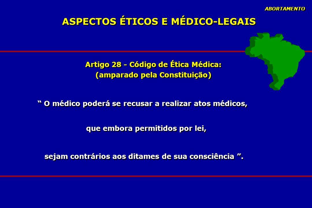 - DESCONHECIDA EM 1/3 DOS CASOS ABORTAMENTO ETIOLOGIA REZENDE, 1998; FEBRASGO, 2000; MINISTÉRIO DA SAÚDE, 2001; NEME, 2000