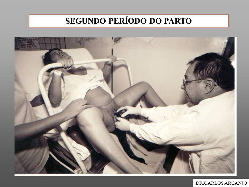 SEGUNDO PERÍODO DO PARTO DR.CARLOS ARCANJO