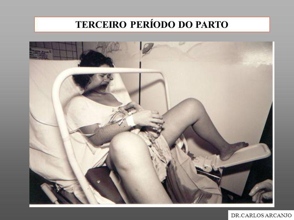 TERCEIRO PERÍODO DO PARTO DR.CARLOS ARCANJO