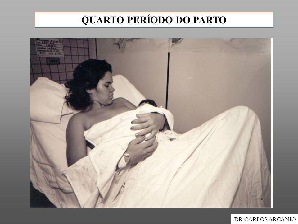 QUARTO PERÍODO DO PARTO DR.CARLOS ARCANJO
