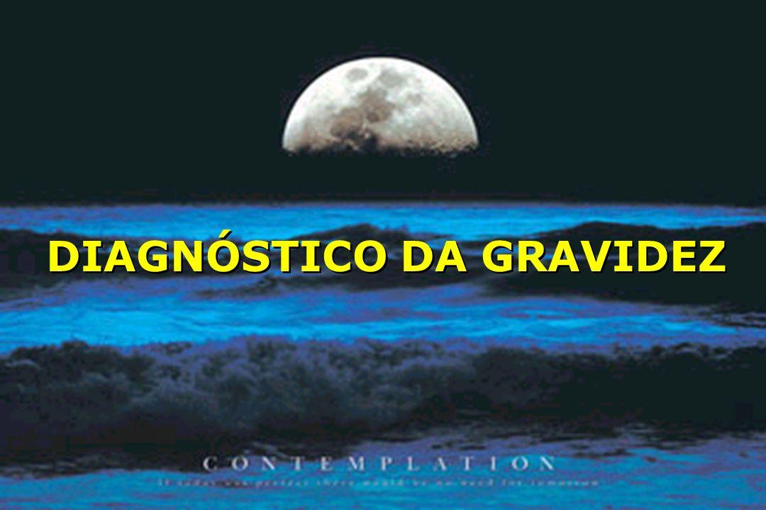 G RAVIDEZ: 1.DIAGNÓSTICO CLÍNICO A. Anamnese B. Inspeção C.