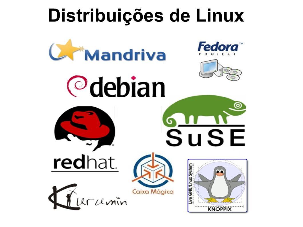 Distribuições de Linux