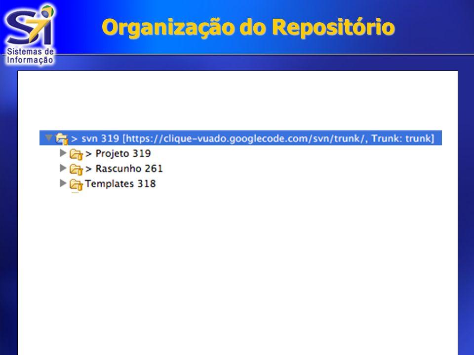 Organização do Repositório