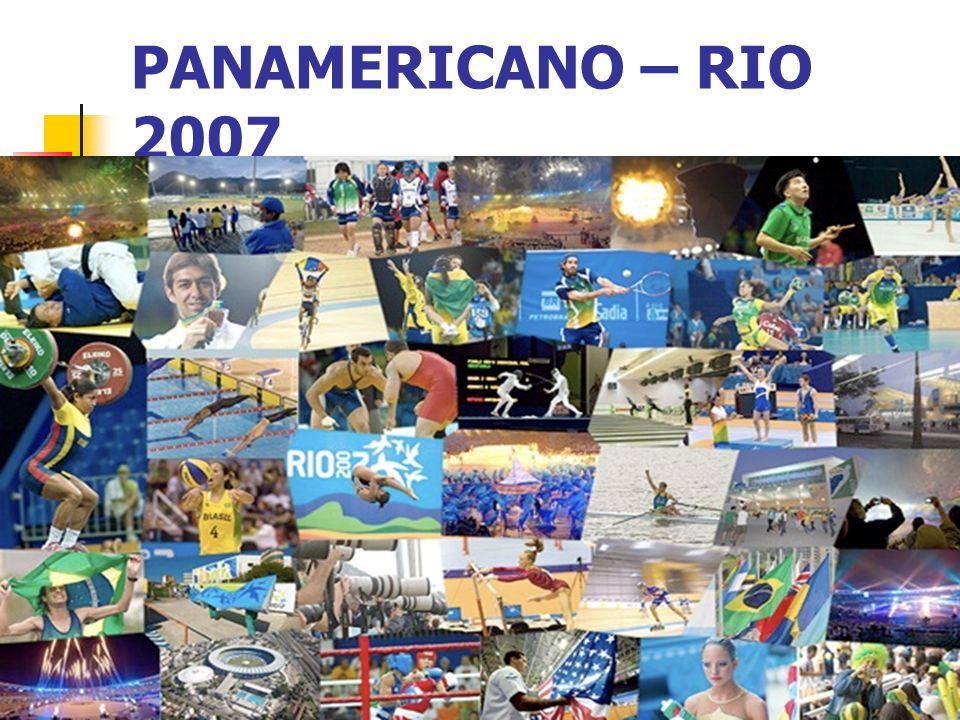 Histórico Em 1940 em Buenos Aires, foi definido os primeiros jogos na capital Argentino Devido a II Guerra Mundial acabou não acontecendo; Com final de conflito em 1948, confirmou os jogos Pan-Americano na cidade Buenos Aires.
