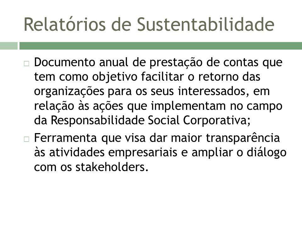 AA 1000 Função: garantir a qualidade das informações apresentadas nos relatórios, fornecendo mecanismos de avaliação e verificação de dados, principalmente para as informações não financeiras - contabilidade socioambiental; Mesmo já existindo há mais de uma década, a AA 1000 é muito pouco difundida no Brasil.