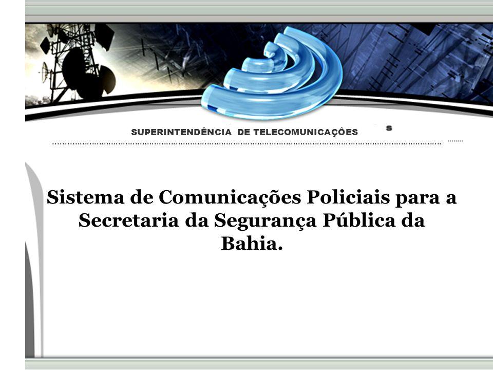 25 Projeto MRS2008 A definição pelo TETRA