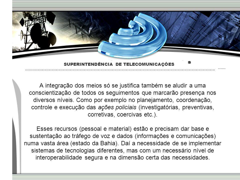 47 Projeto MRS2008 - Sistemas Principais Realizações - Estudo da Tecnologia de Telecom.
