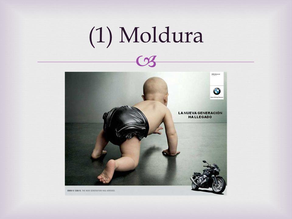 (1) Moldura