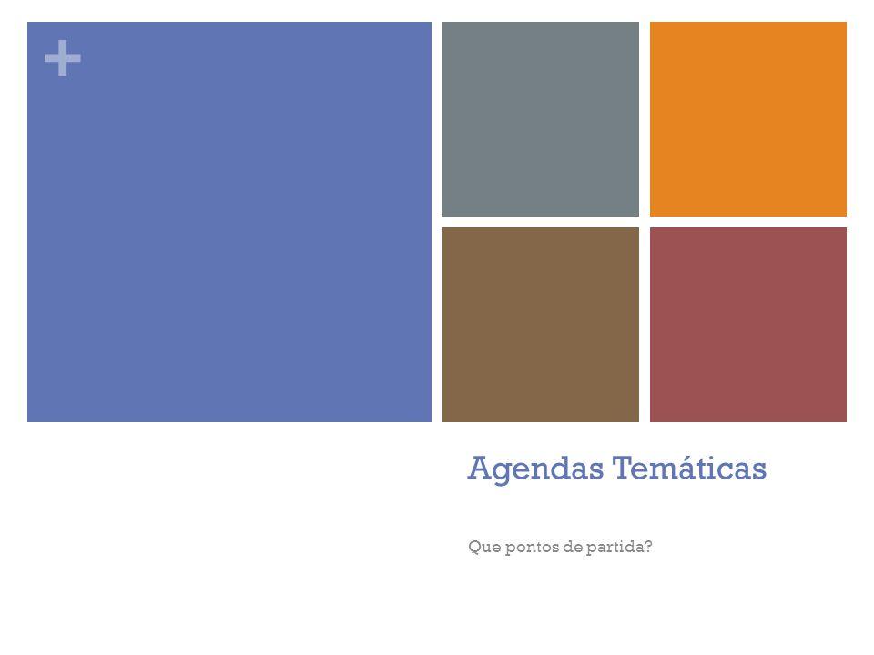 + Agenda Mediática Everett Rogers (1993): 204 obras sobre agenda setting desde McCombs e Shaw.