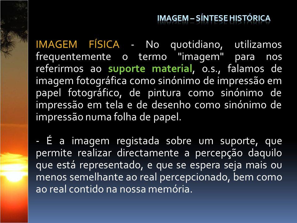 IMAGEM FUNCIONAL – A imagem incarnou diversos papéis ao longo da História.