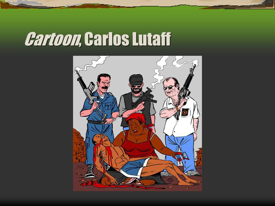Cartoon, Carlos Lutaff
