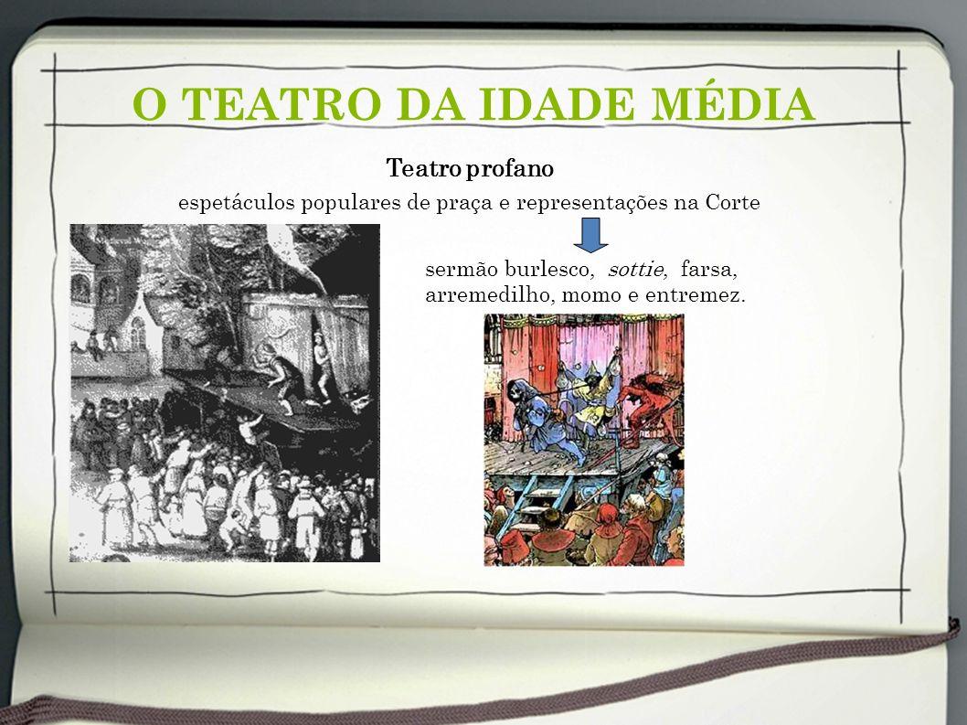 O TEATRO VICENTINO Página Seguinte – 11º Ano GIL VICENTE, O PAI DO TEATRO PORTUGUÊS (1465?- 1536) A obra dramática do autor vem no seguimento do teatro ibérico popular e religioso que então se fazia, mas de forma menos profunda.