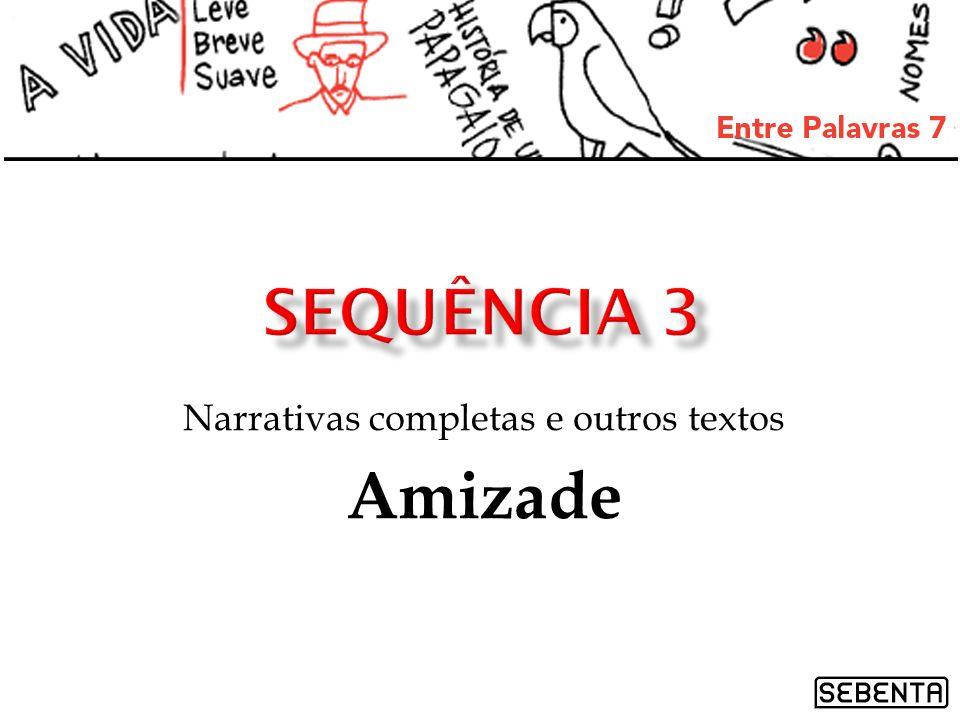 Atividades de leitura integradas no PLANO NACIONAL DE LEITURA SEQUÊNCIA 3 6.