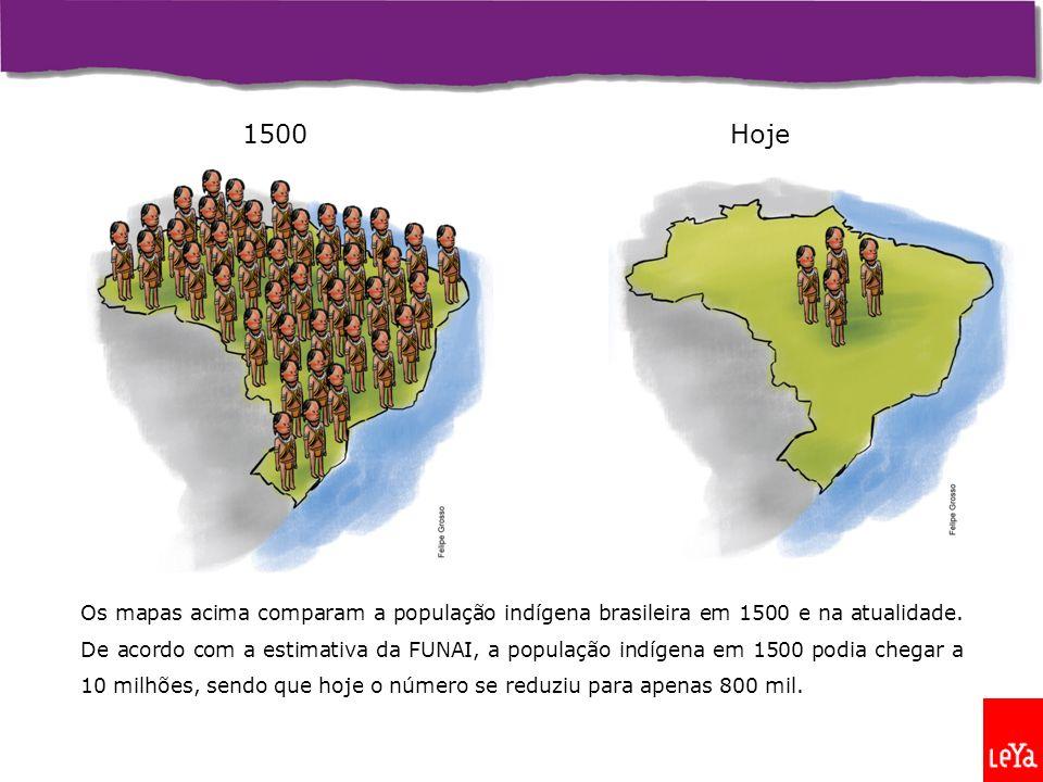 COMO VIVIAM OS INDÍGENAS A LÍNGUA, OS HÁBITOS E A RESISTÊNCIA O tupi-guarani era a língua mais falada entre os nativos do litoral.