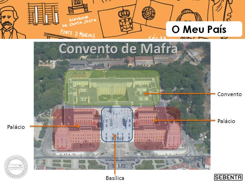 Basílica Convento Palácio Convento de Mafra