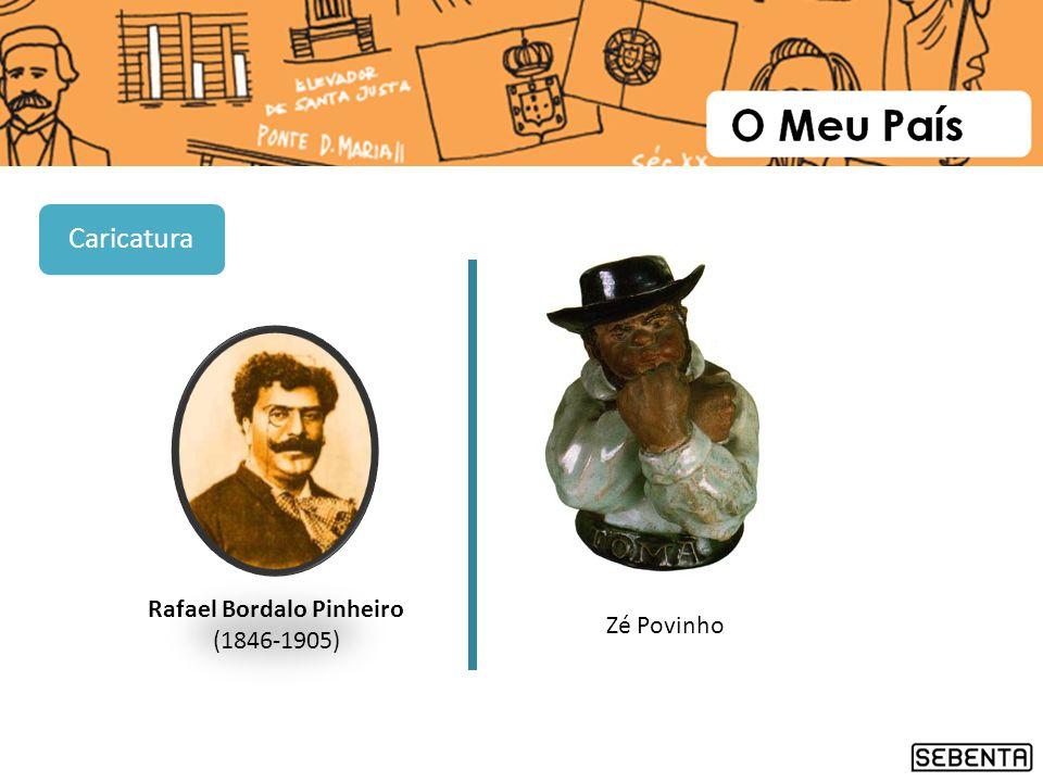 Rafael Bordalo Pinheiro (1846-1905) Zé Povinho Caricatura