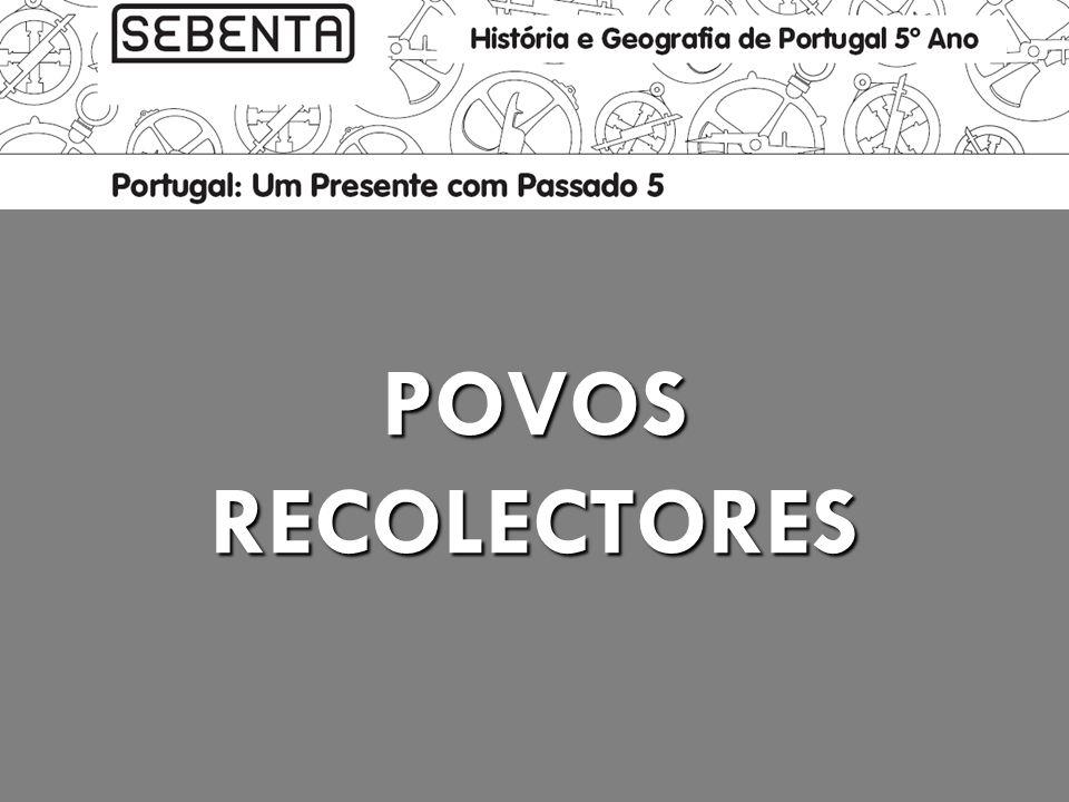POVOS RECOLECTORES