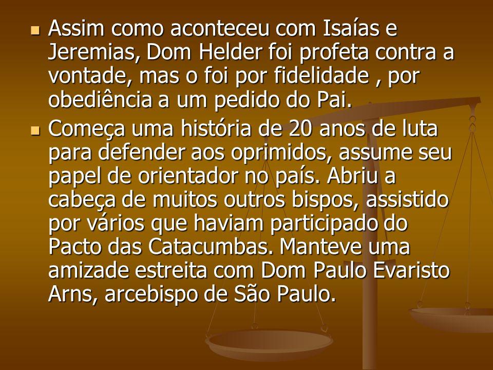 Um discurso pronunciado em Paris em 1970, denunciando as torturas que havia no Brasil, lhe vale uma punição.