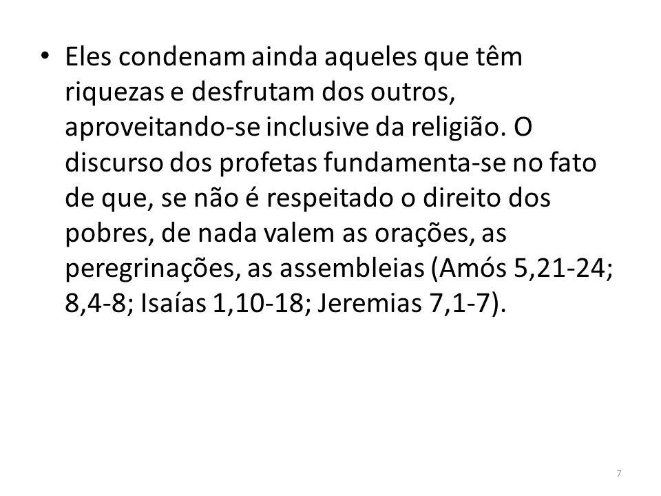 Amós 5, 21-24 21.