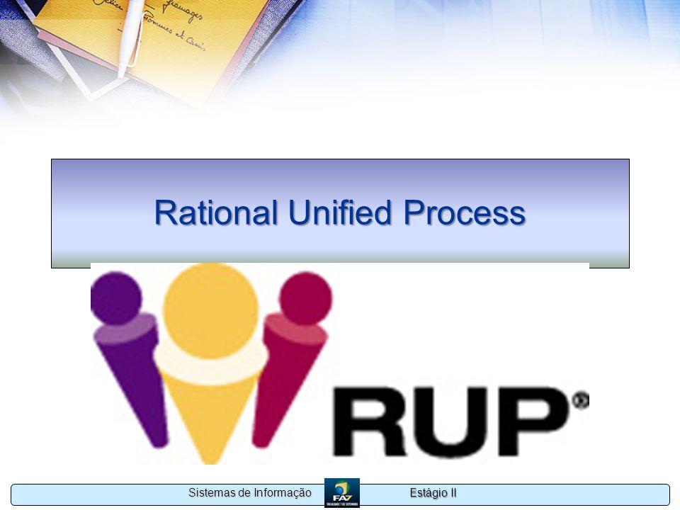 Estágio II Sistemas de Informação Rational Unified Process