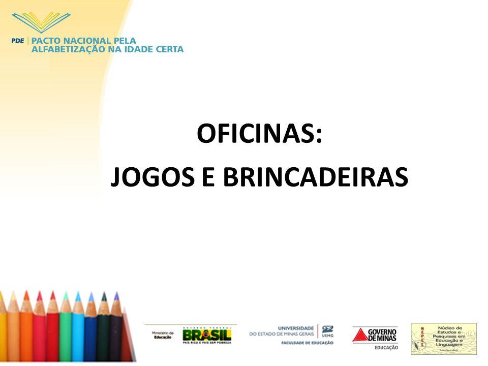 TIPO DE JOGO OBJETIVOSTÍTULO DOS JOGOS Jogos para consolidação das correspondências grafofônicas.