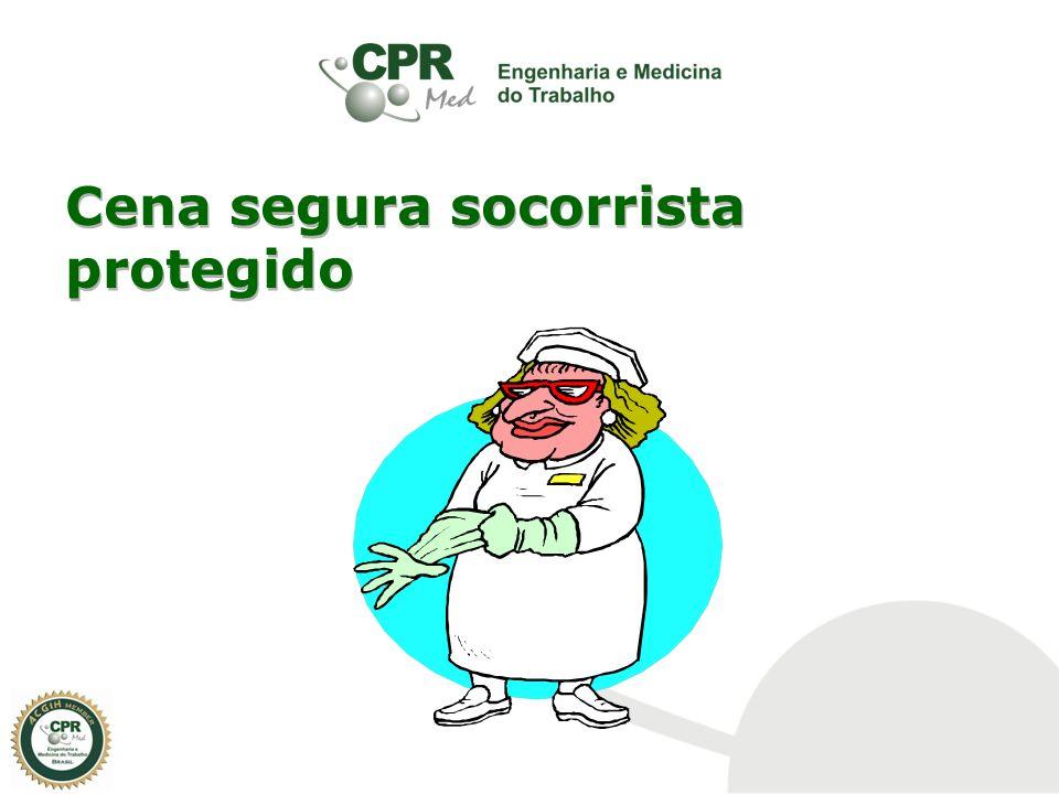Análise primária 1- Verifique a inconsciência; 2- Abra as vias aéreas respiratórias; 3- Verifique a respiração; 4- Verifique os batimentos cardíacos; 5- Aplicar colar cervical (inconsciente).