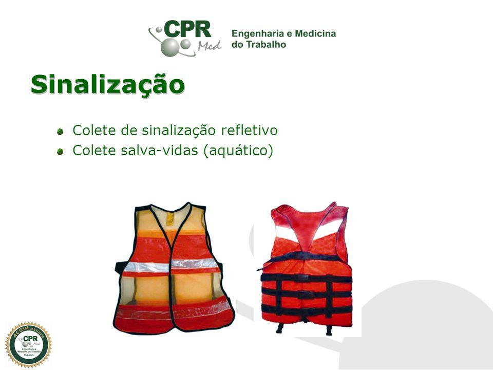 Sinalização Colete de sinalização refletivo Colete salva-vidas (aquático)